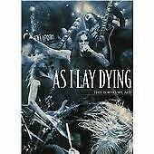 As I Lay Dying - This Is Who We Are (+3DVD  Set , 2009)
