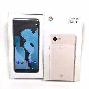 NEW Pixel 3 64Gb with Lineage OS 18 Best Privacy Phone Unlocked Not Pink.