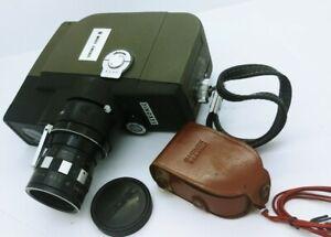 Vintage SEKONIC ZOOM 8 8mm film movie camera  Good working order