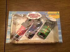 Thomas the Tank Engine & Friends Ornaments: James Thomas & Percy New in Box!