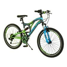 Dez Kron Ares 4.0 is een stoere 26 inch mountainbike met geveerde voorvork