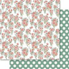 Ruby Rock-It Bella! Rustic Charm Double-Sided Cardstock - 271025
