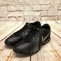 Nike Reax Men's TR III 3 Athletic Running Sneakers Shoes Size 9M Unknown Black