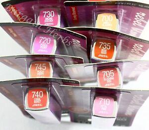 Maybelline New York Color Sensational Rebel Bloom Lipsticks *Choose Your Color*