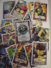 Blue Ocean - LEGO Nexo Knights Serie 2 - 50 Sammelkarten gemischt