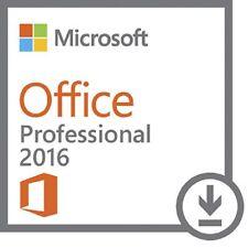 Microsoft Office Professional Plus 2016 für 1 PC ✔ MS® Office ✔ PRO VOLLVERSION