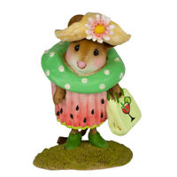 Wee Forest Folk Limited Edition M-574j - Watermelon Cupcake Treat