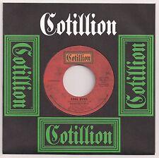 """60's FUNK 7"""" 45 MEMPHIS HORNS - SOUL BOWL / NOBLE KNIGHTS - COTILLION  REISSUE"""