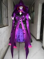 Pokemon Pocket Monster Mismagius Cosplay Costume purple
