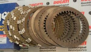 1998-on Ducati Monster Super Sport 600 750 800 original clutch kit, Adige DU-104