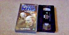 DOCTOR WHO THE SENSORITES UK PAL VHS VIDEO 2002 William Hartnell RESTORED