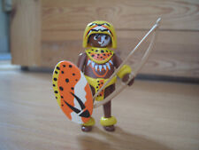Playmobil 100% Complete Special 4564 Tribesman Chief African Warrior