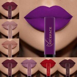 7 Color Waterproof Long Lasting Matte Liquid Lipstick Lip Gloss Cosmetic Makeup