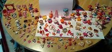LALALOOPSY MINI LOT DOLLS & ACCESSORIES  GOOD CONDITION 100% FAST SHIPPING