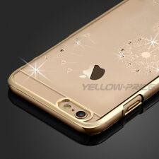 iPhone 6 Bling Shine Dandelion Diamond Crystal Luxury Hard Case for Girl Friend