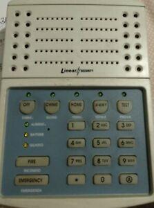 Linear Security Tastiera Antifurto DVS-2408KP