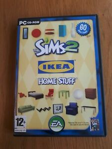 The Sims 2: IKEA Home Stuff Pack - PC CD-Rom