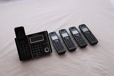 1040055Panasonic KX-TG585SK DECT 6.0 Plus Link-to-cell Bluetooth Cordless Phone