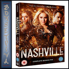Nashville Complete Season 5 - DVD Region 2