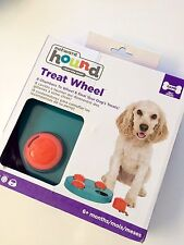 Outward Hound Treat Wheel (8 Chambers) for 6+ months Dogs