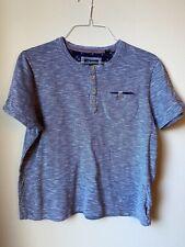 Men's Ted Baker Blue T-Shirt size 5 L