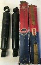 Vintage Jeep CJ-2A 3A/B 5 M-38/A1 Front Hydraulic Shocks Sold as a pair 2 N.O.S