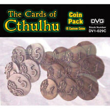 The Cards of Cthulhu: Coin Pack DV1 029C