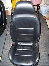 VW Black Power Heated Memory Leather Front Seats for Passat Jetta B5.5 MK4