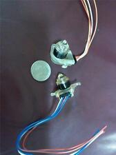 2 Basic optical liquid level sensors (LED + 500 mV photovoltaic), prism