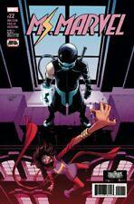 Ms Marvel #22 Comic Book 2017 - Marvel