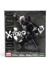 Kotobukiya Deadpool Artfx Statue 1/10 Scale X-Force Version Marvel Now! New