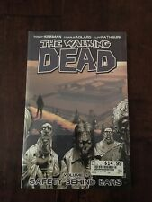 The Walking Dead Volume 3 Safety Behind Bars