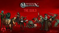 WYRD MINIATURES - MALIFAUX - THE GUILD - VARIOUS CHARACTERS