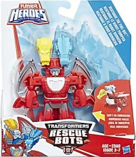 Transformers Rescue Bots Playskool Heroes Tango Heatwave Action Figure [Rescan]