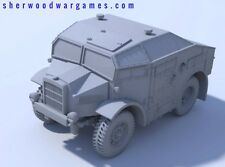 28mm British Morris C8 Quad Mk1 In Resin By Blitzkrieg WWII Bolt Action,