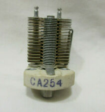 Nos Ca-254 Very Rare Wwii Air-Dielelctric, Variable Capacitor (Trimmer) Ham