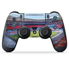 Sony Playstation 4 PS4 Slim Controller Folie Aufkleber Stadion FC Bayern Color