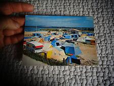 Camping du Soleil et ancienne Caravane Digue à Frontignan plage :