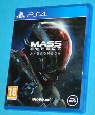 Mass Effect Andromeda - Sony Playstation 4 PS4 - PAL