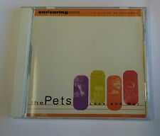THE PETS - LOVE AND WAR CD - Near Mint Cond -