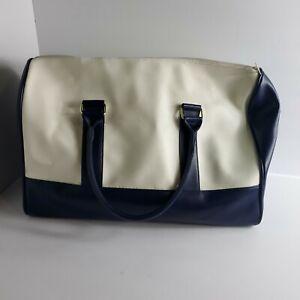 Estee Lauder Extra Large Tote Bag Weekender Gym Satchel Travel Case Duffle