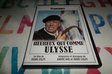 DVD - HEUREUX QUI COMME ULYSSE / FERNANDEL  / DVD