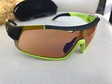 Tifosi Bicycle Cycle Bike Davos Interchangeable Lens Sunglasses Race Neon