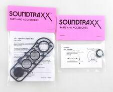"Soundtraxx #810053 3/4"" Speaker & #810109 3/4"" Speaker Baffle Kit ~ NIP  S17"