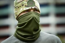 Army Neck Gaiter Scarf Face Mask Balaclava Sniper Green Olive