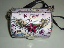 Little Earth Metal Purse Authentic Star Wings Littlearth 2008 -051801