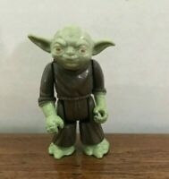 Star Wars Original Yoda 1980 Vintage  Kenner Jedi Master Action Figure Hong Kong
