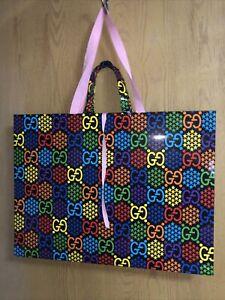 Authentic Gucci Medium Shopping Gift Bag 48 x 36 x 17 cm