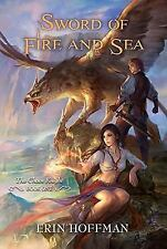 Sword of Fire and Sea: The Chaos Knight, Book One-ExLibrary