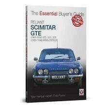Reliant Scimitar GTE 1968-1986 SE5 SE6 SE8 1989-1990 MIDDLEBRIDGE book
